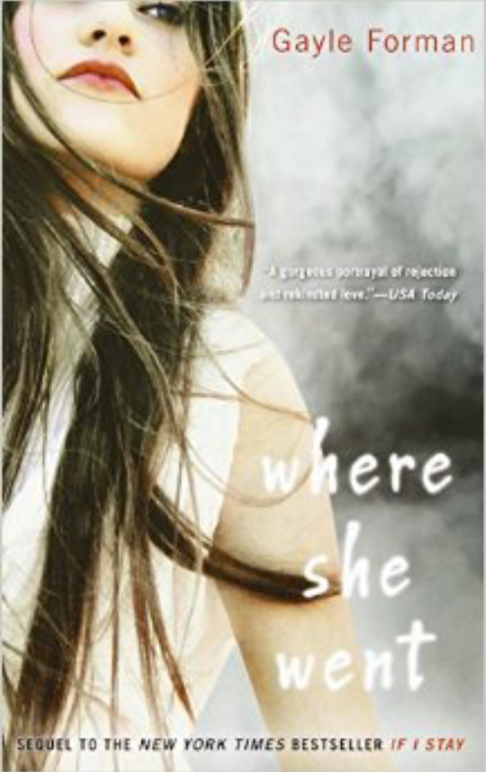 Where she went click for details audio review where she went by gayle